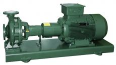 Насос KDN 100-200         15 - IE2. Рабочее колесо - чугун